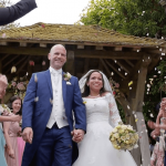 Mel and Steven's countryside wedding video - by Floating Castle Films, wedding videography London