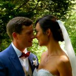 Tom and Jenny have a countryside wedding. Wedding videography by Floating Castle Films.